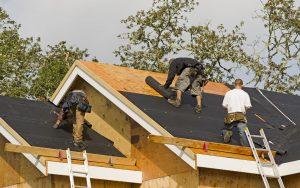 EPDM dakbedekking aan laten brengen